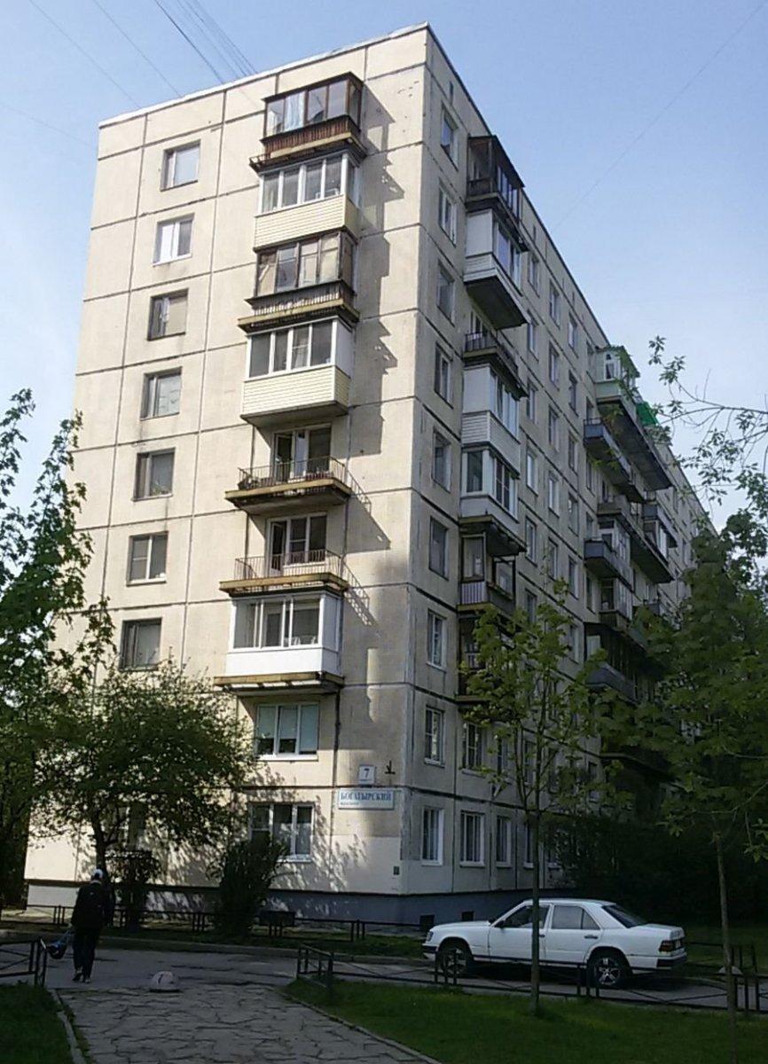 Богатырский просп., д 7, корпус 3