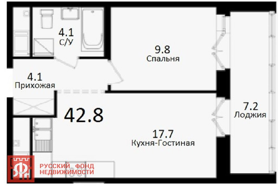 Космонавтов просп., д 102, корпус 1