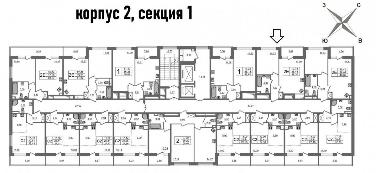 Октябрьская наб., д 34, корпус 4