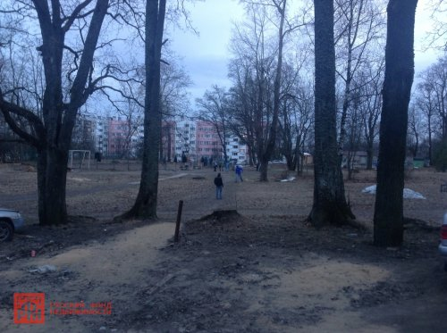 Однокомнатная квартира в поселок Гарболово, на этом фото