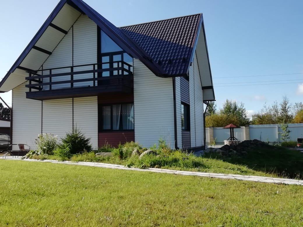 Продажа дома, 175м <sup>2</sup>, 12 сот., Ваганово, Ваганово дер.,  д 71