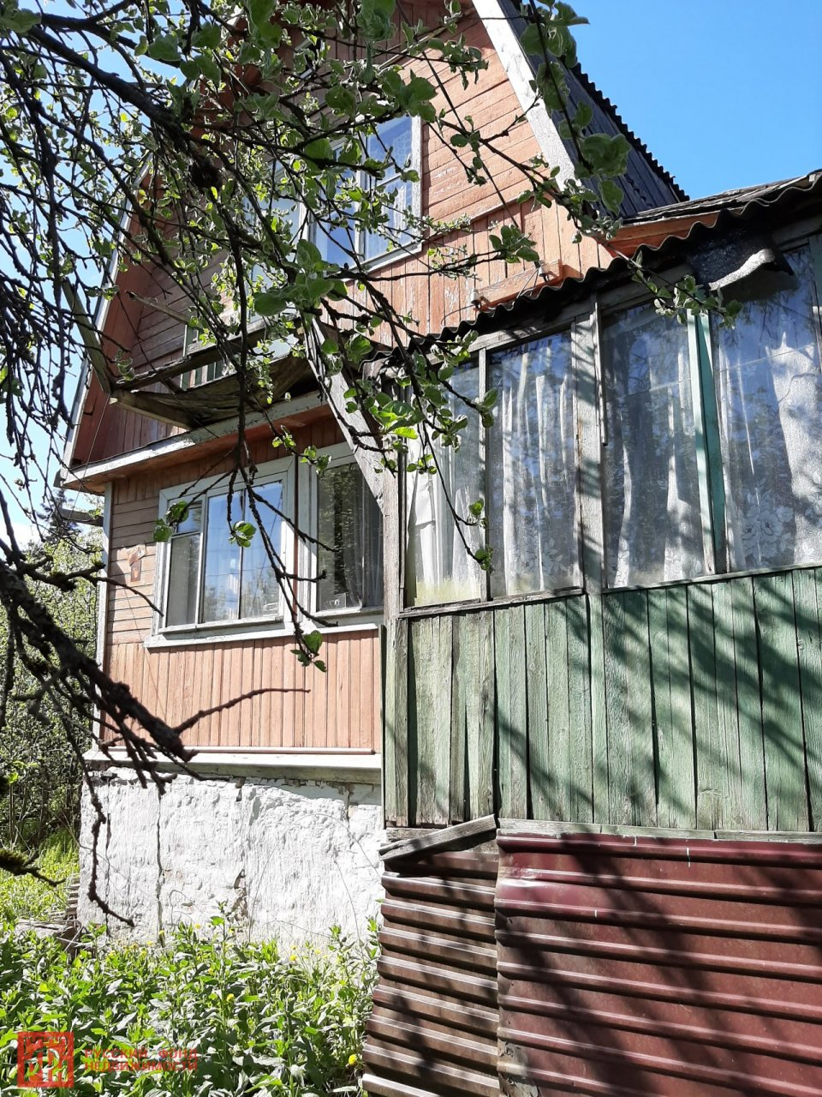 Продажа дома, 45м <sup>2</sup>, 6 сот., Ленинградская, Снт Юбилейное тер.