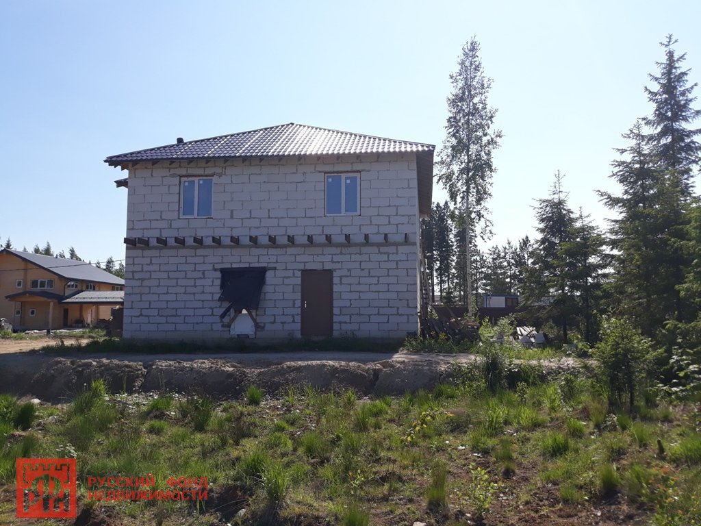Продажа дома, 220м <sup>2</sup>, 10 сот., Сертолово-2, Сертолово-2 пос.