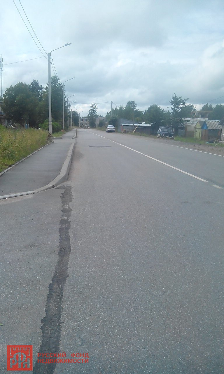 Продажа участка, Токарево, Кленовая ул.,  д 16