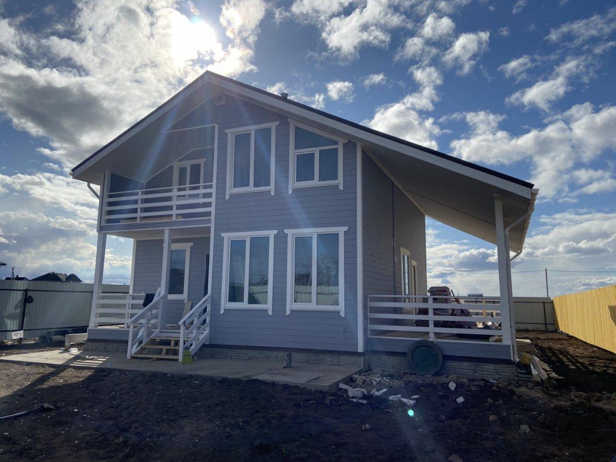 Продажа дома, 185м <sup>2</sup>, 6 сот., Пески, Пески дер.
