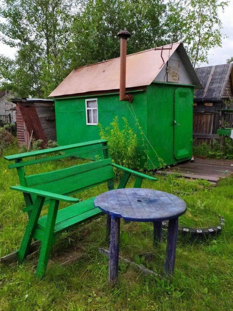 Продажа дома, 20м <sup>2</sup>, 6 сот., Ленинградская, Ухта массив