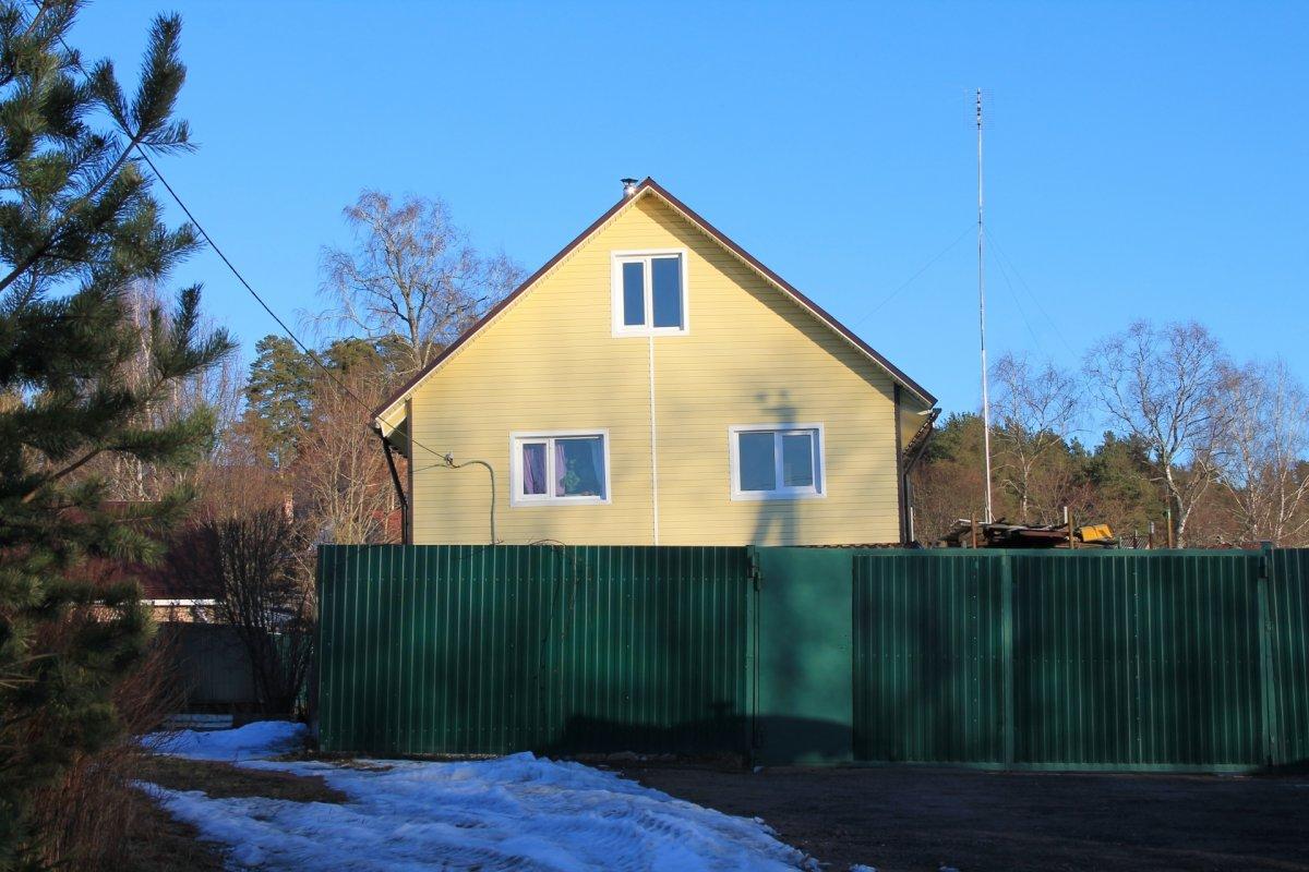 Продажа дома, 120м <sup>2</sup>, 9 сот., Поляны, Выборгское шос.