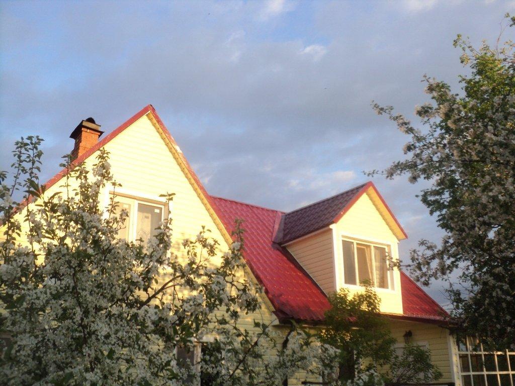 Продажа дома, 210м <sup>2</sup>, 70 сот., Новые Красницы, Новые Красницы дер.