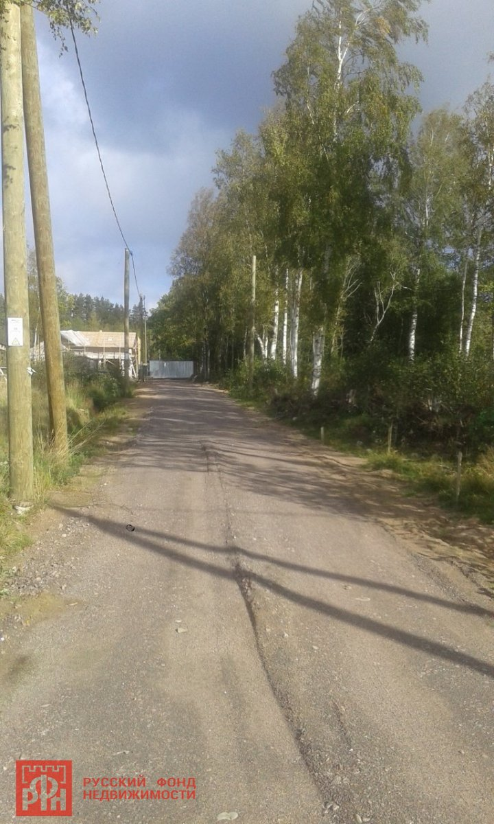 Продажа участка, Приветнинское, Ягодная ул.