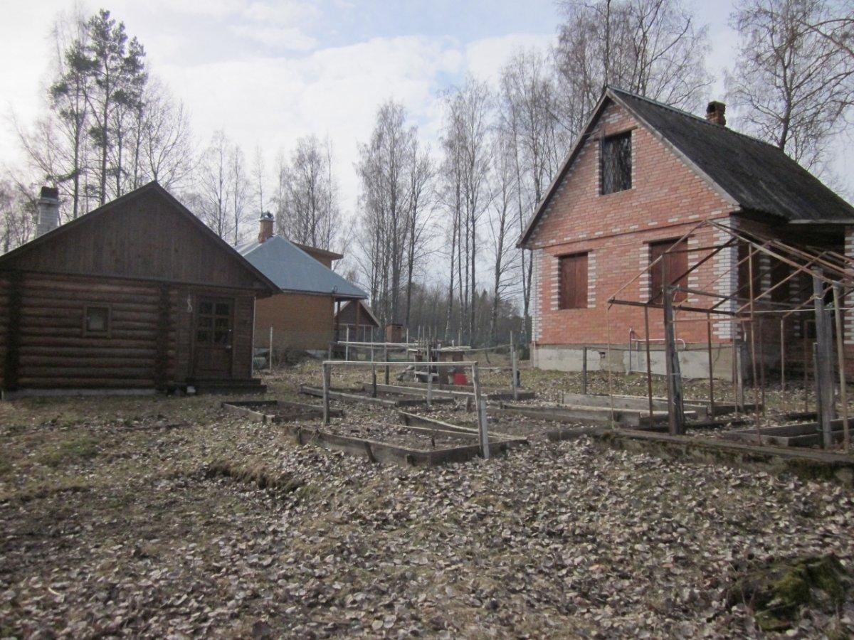 Продажа дома, 48м <sup>2</sup>, 10 сот., Александровка, Александровка дер.