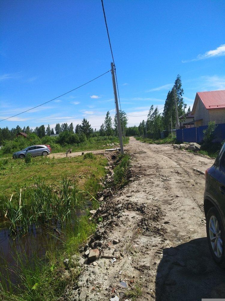 Продажа участка, Ленинградская, Проба массив