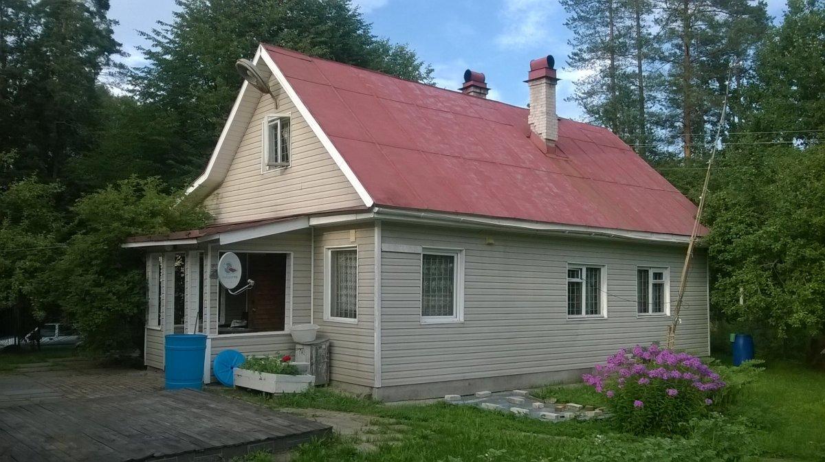 Продажа дома, 100м <sup>2</sup>, 22 сот., Ольшаники, Ольшаники пос.