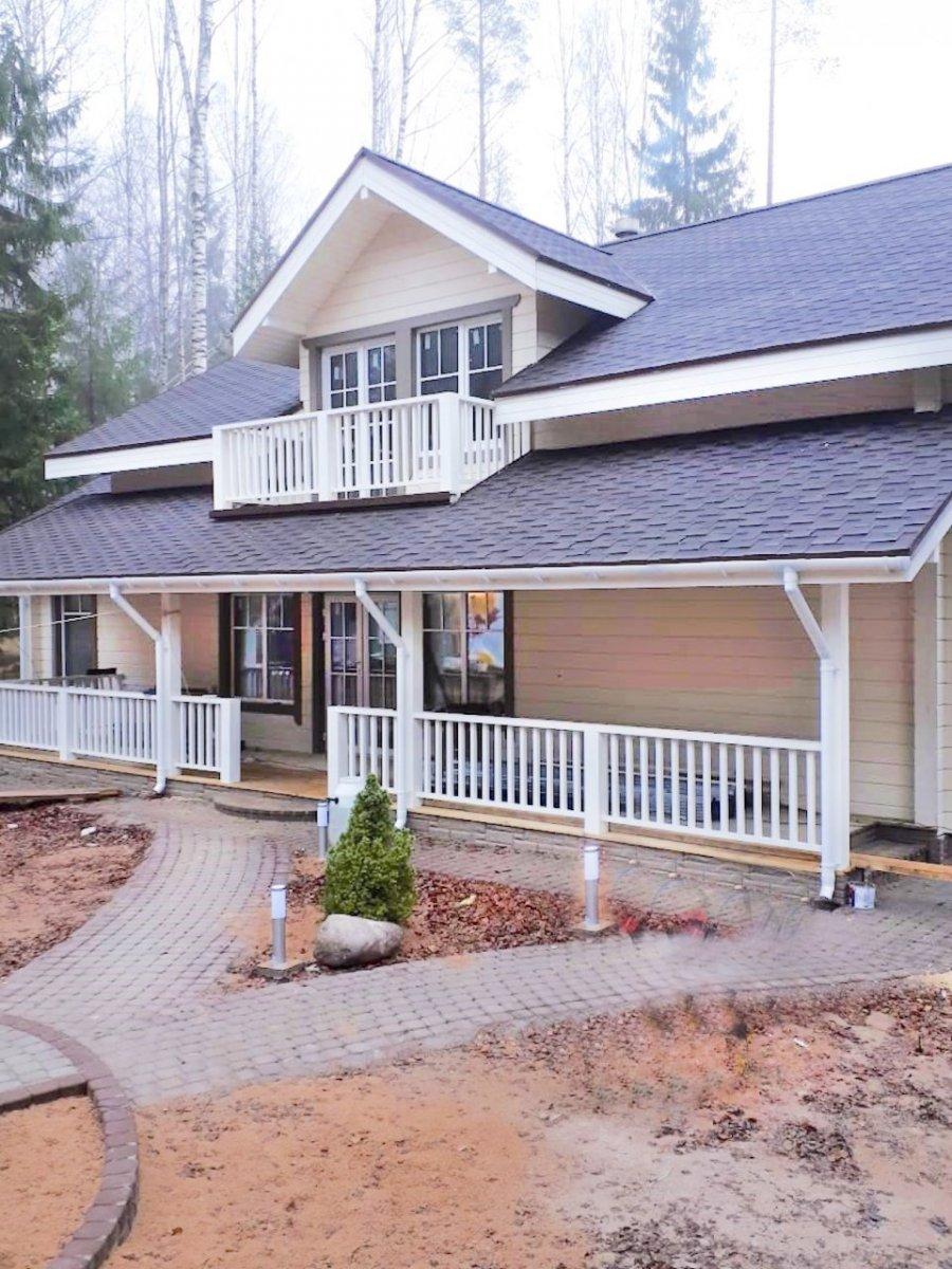 Продажа дома, 235м <sup>2</sup>, 12 сот., Сарженка, Сарженка дер.