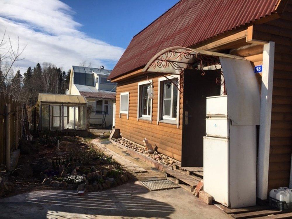 Продажа дома, 110м <sup>2</sup>, 7 сот., Ленинградская, Речное(п.Лебедевка) снт.