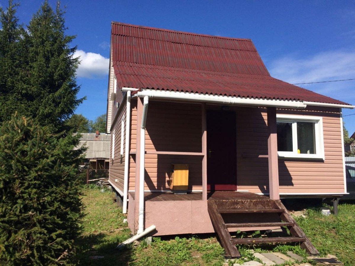 Продажа дома, 73м <sup>2</sup>, 6 сот., Новожилово, Новожилово дер.