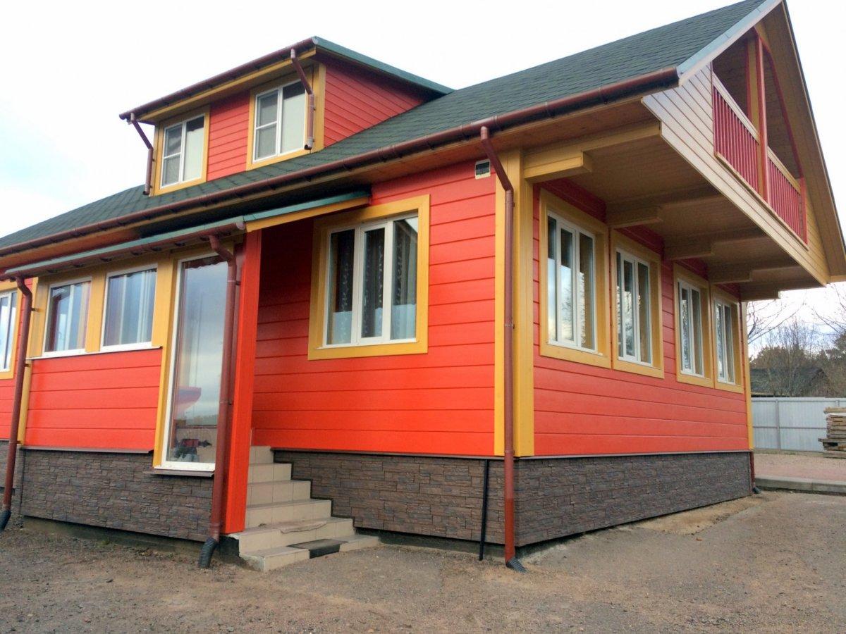 Продажа дома, 87м <sup>2</sup>, 9 сот., Поляны, Поляны пос.