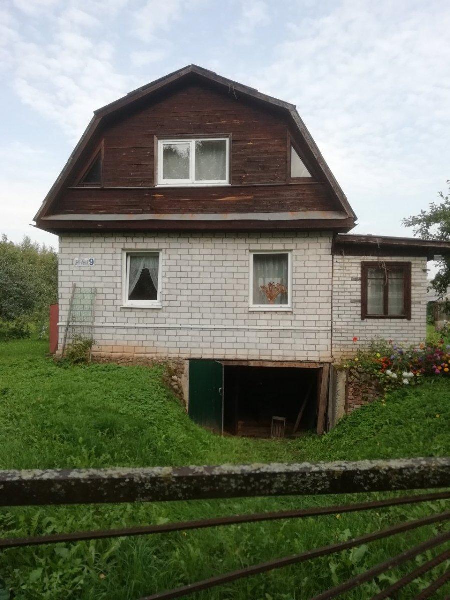 Продажа дома, 48м <sup>2</sup>, 27 сот., Большие Изори, Большие Изори дер.,  д 4