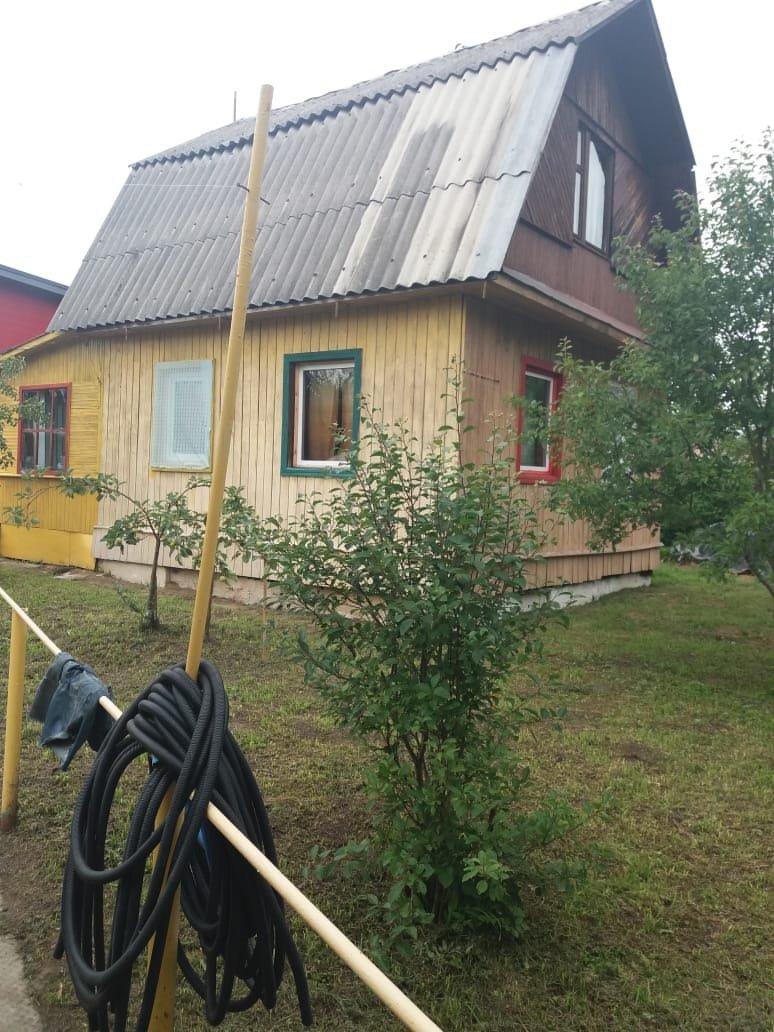 Продажа дома, 36м <sup>2</sup>, 6 сот., Кобралово, Березовая роща,  Ленинградская ул.