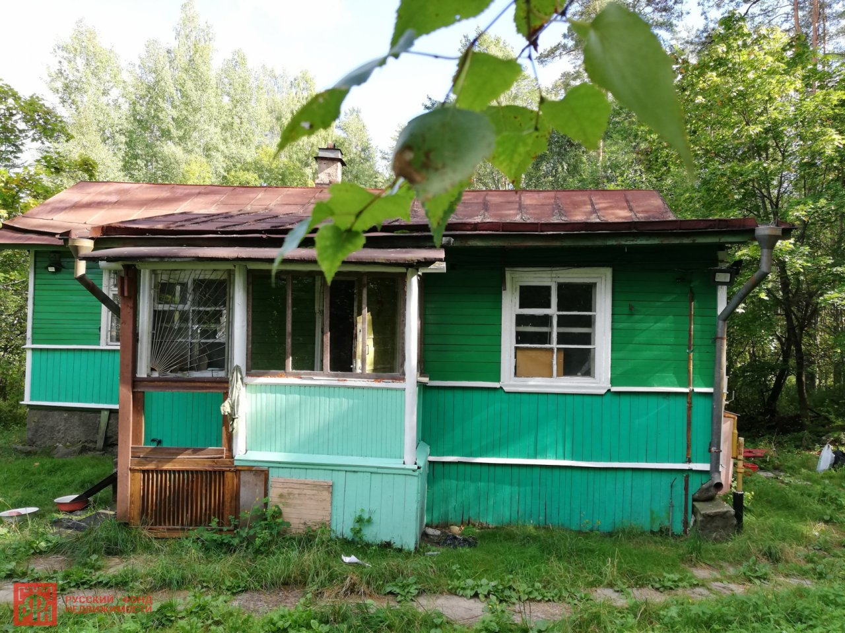 Продажа дома, 49м <sup>2</sup>, 13 сот., Ушково, Вокзальная ул.,  д 21