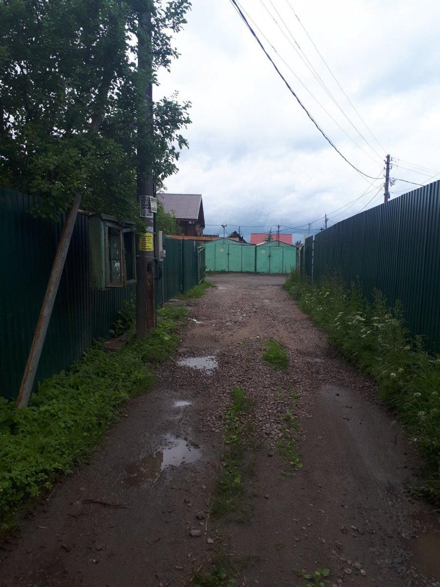 Продажа участка, Петергоф, Озерковая ул.