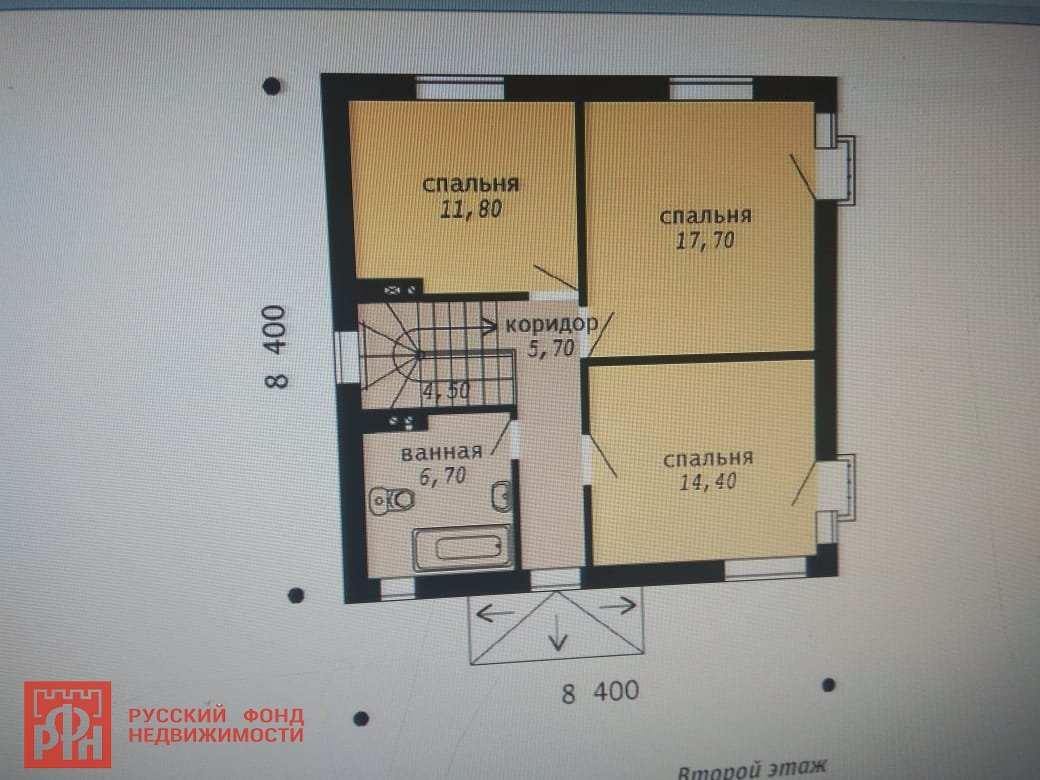 Продажа дома, 153м <sup>2</sup>, 10 сот., Вартемяги, Садовая ул.,  д 11