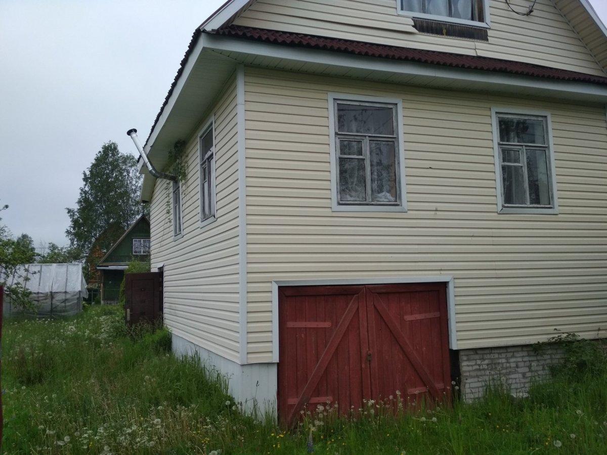 Продажа дома, 109м <sup>2</sup>, 6 сот., Ленинградская, Вишневая ул.