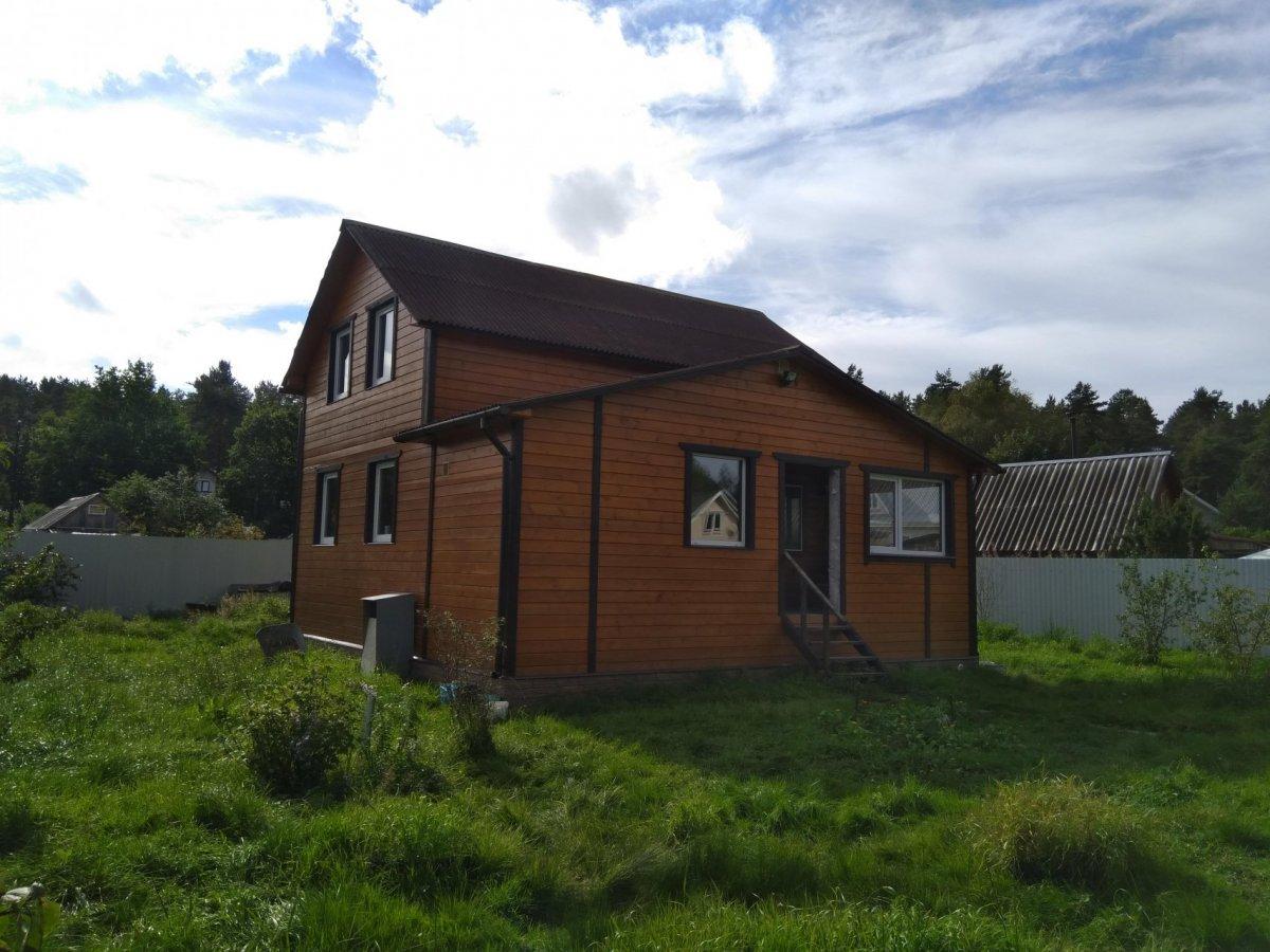 Продажа дома, 104м <sup>2</sup>, 10 сот., Приветнинское, Приветнинское пос.