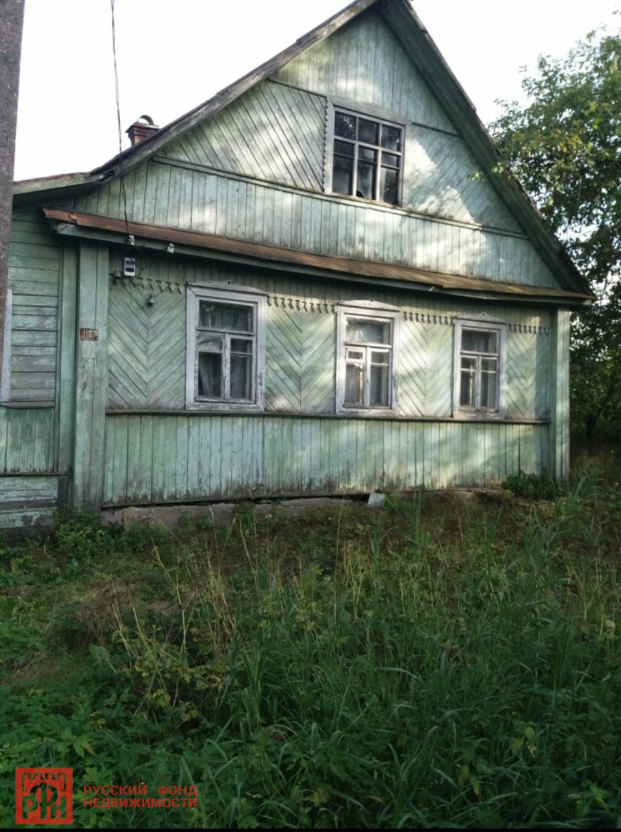 Продажа дома, 60м <sup>2</sup>, 24 сот., Антелево, Антелево дер.,  д 16