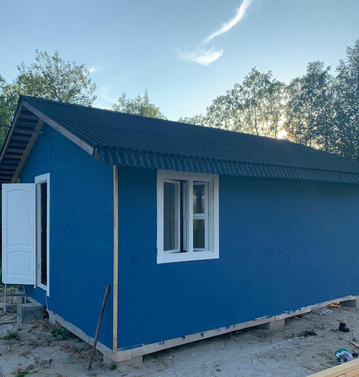 Продажа дома, 30м <sup>2</sup>, 12 сот., Луга, Луга г.,  д 5