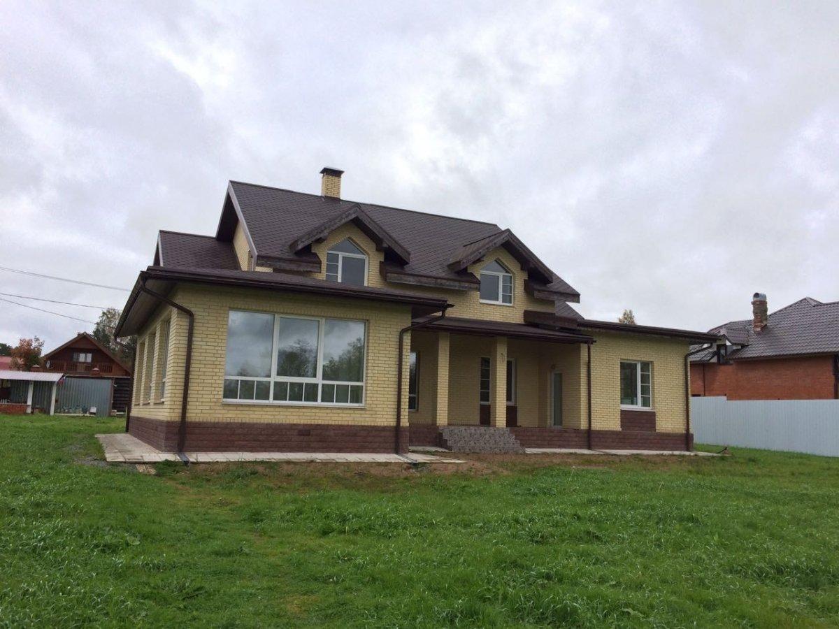 Продажа дома, 290м <sup>2</sup>, 20 сот., Поляны, Поляны пос.