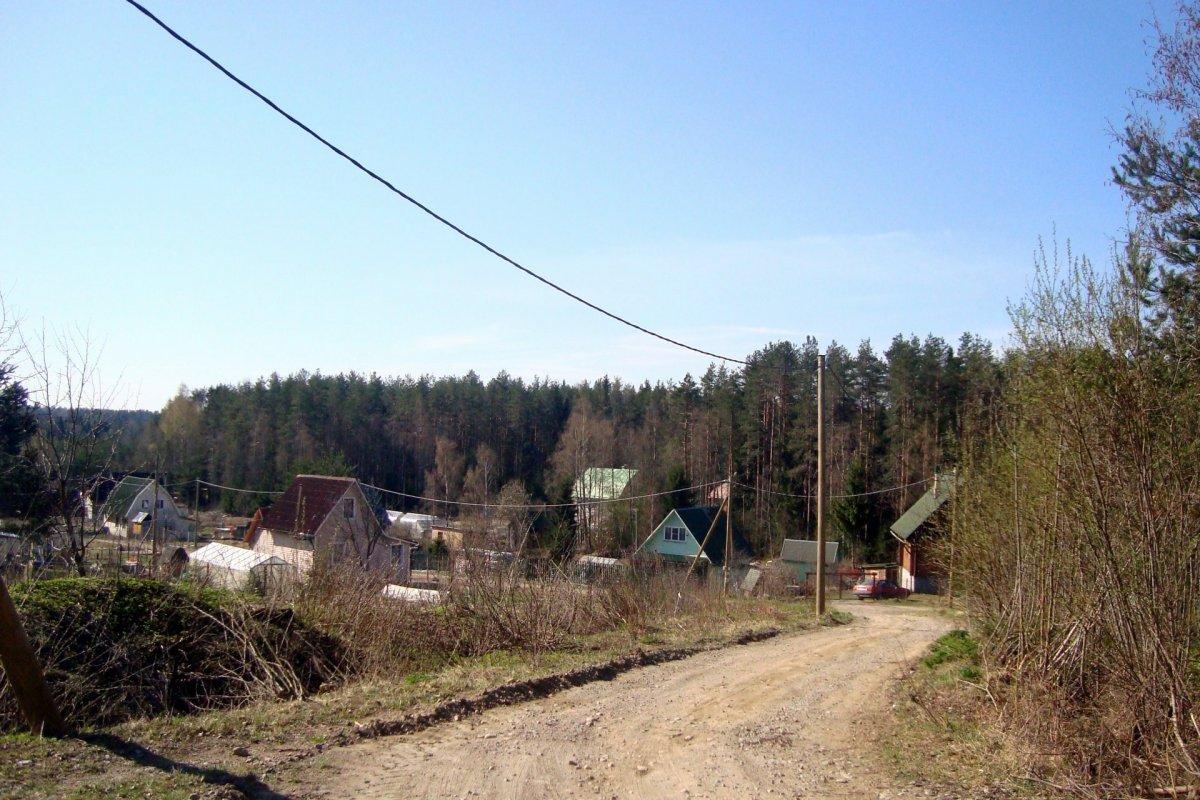 Продается  земельный участок в Ленинградской области, по адресу: Симагино пос, Общ.пл 10,30 сот. : RUcountry