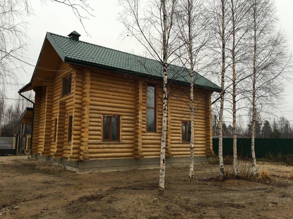 Продажа дома, 180м <sup>2</sup>, 20 сот., Ленинградская, Рахья массив