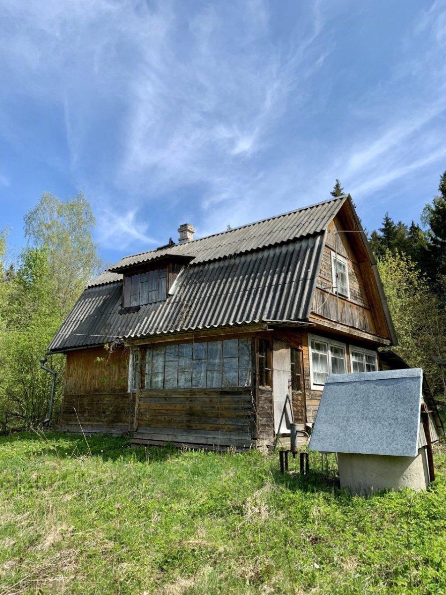 Продажа дома, 56м <sup>2</sup>, 10 сот., Бабино, Бабино дер.