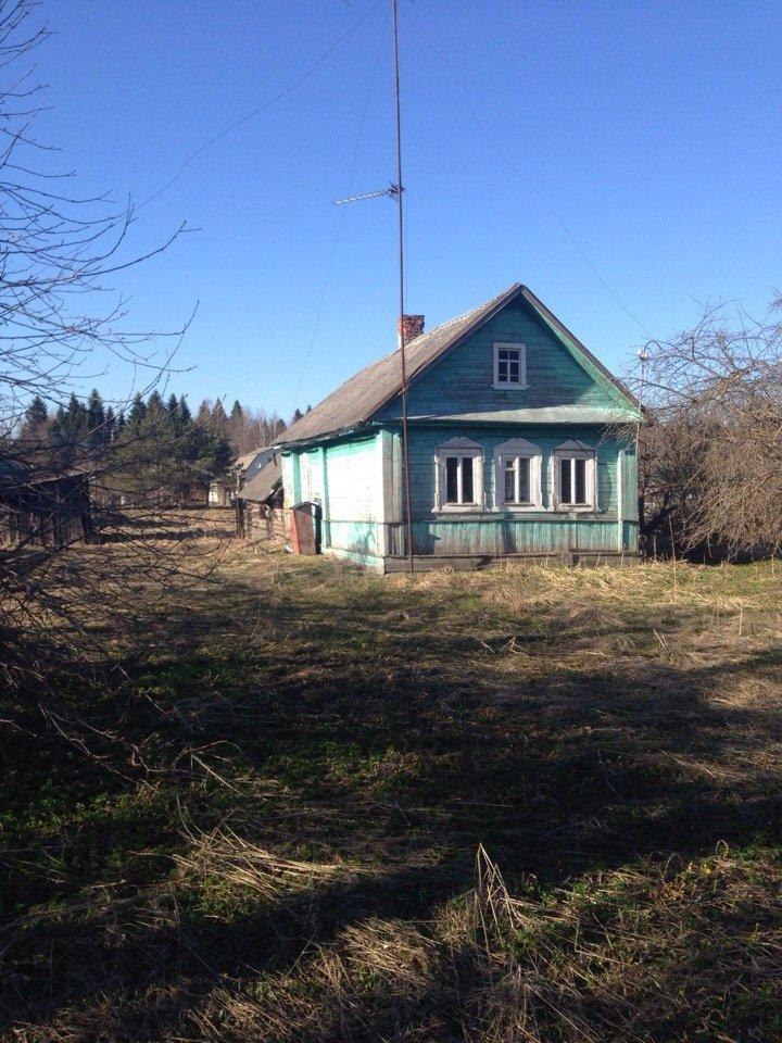 Продажа дома, 42м <sup>2</sup>, 16 сот., Батецкий, Первомайская ул.