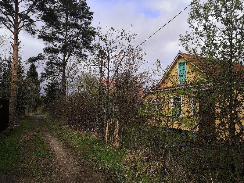 Продажа дома, 54м <sup>2</sup>, 6 сот., Ленинградская, Борисова Грива массив