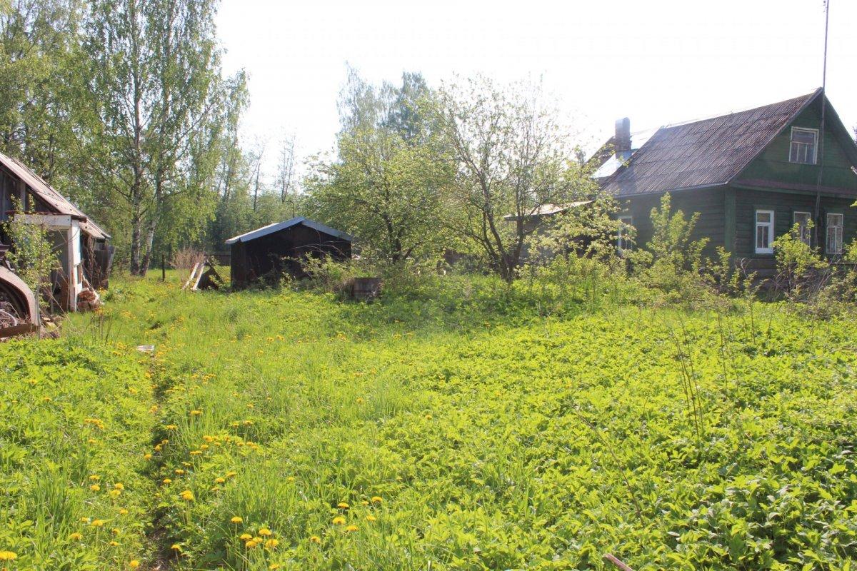 Продажа участка, Сиверский, Средняя ул.,  д 12