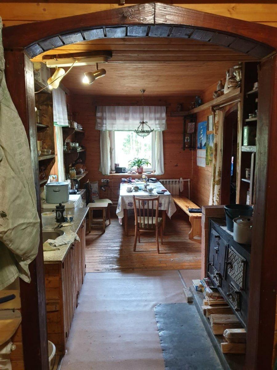 Продажа дома, 51м <sup>2</sup>, 10 сот., Земляничное, Земляничное пос.