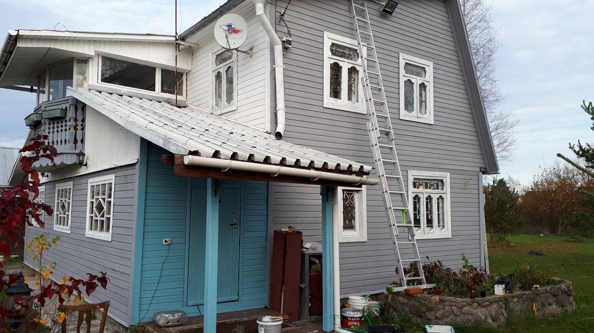 Продажа дома, 50м <sup>2</sup>, 12 сот., Ленинградская, Маяк (Беляевский мох) снт.