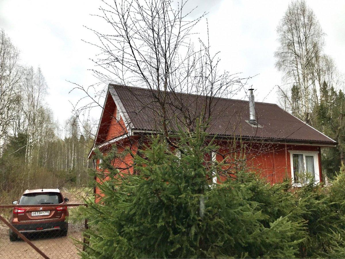 Продажа дома, 55м <sup>2</sup>, 17 сот., Ленинградская, Каннельярви п/ст