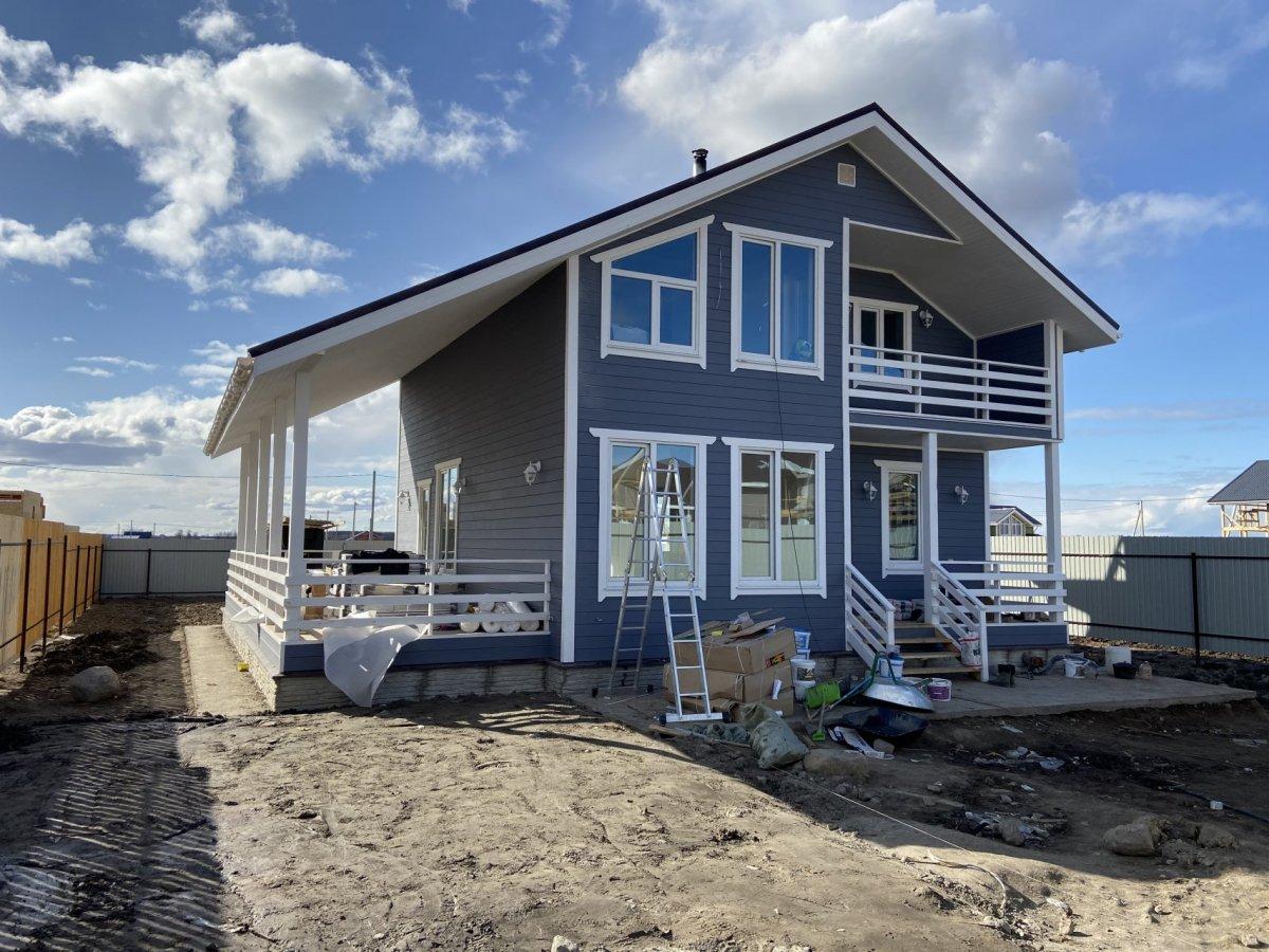 Продажа дома, 180м <sup>2</sup>, 6 сот., Пески, Пески дер.,  д Народого Ополче
