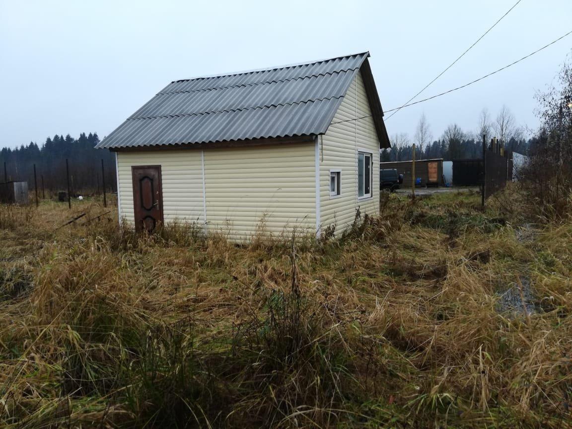 Продажа дома, 30м <sup>2</sup>, 10 сот., Кискелово, Новая ул.