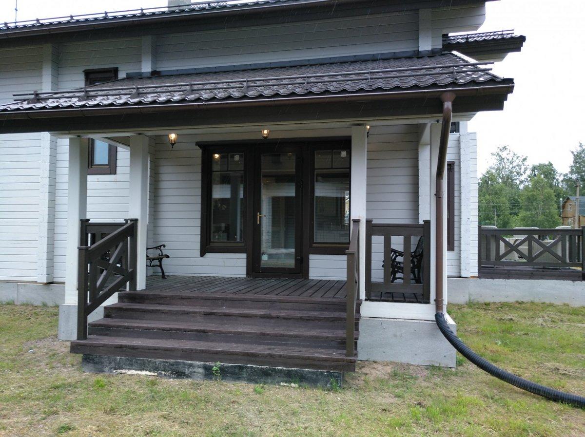 Продажа дома, 174м <sup>2</sup>, 43 сот., Старорусское, Старорусское пос.