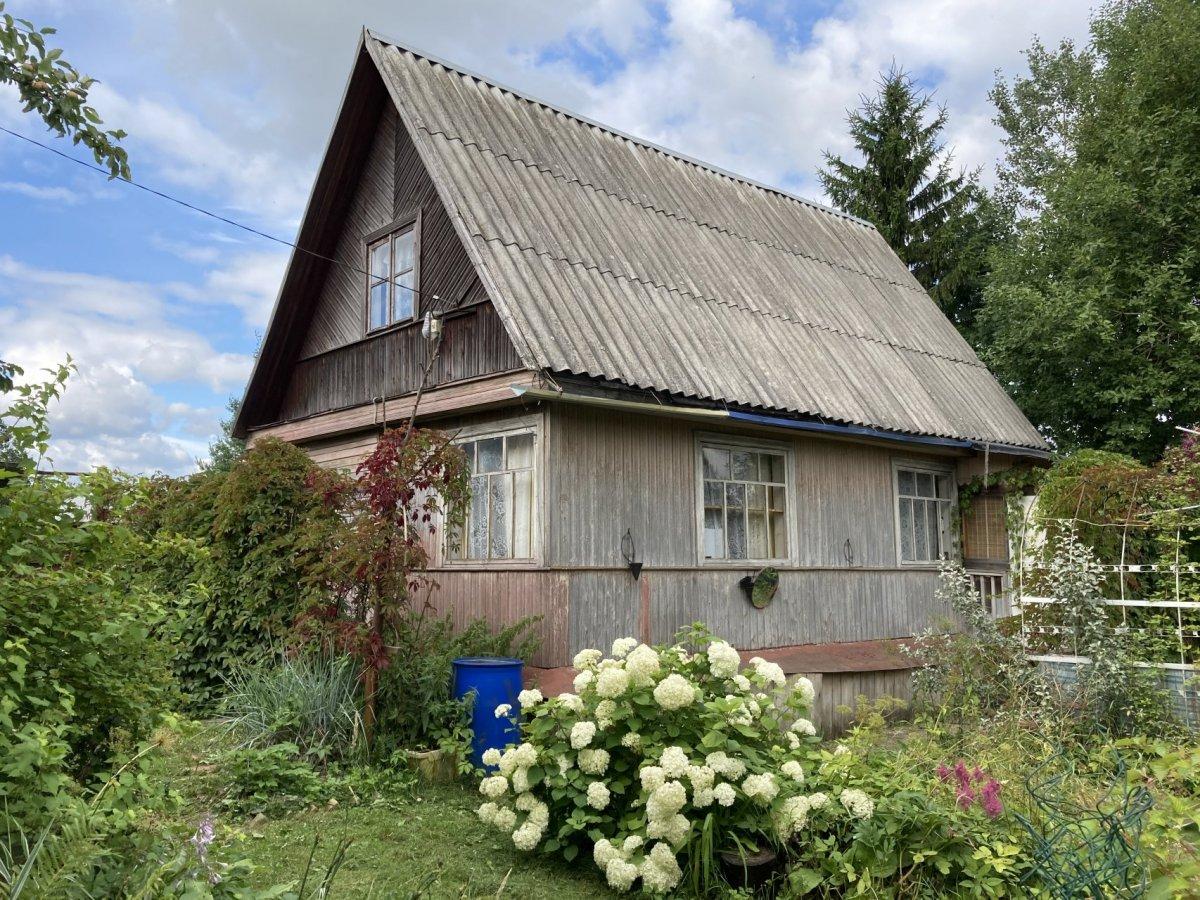 Продажа дома, 62м <sup>2</sup>, 644 сот., Ленинградская, Сокули дер.,  д 24