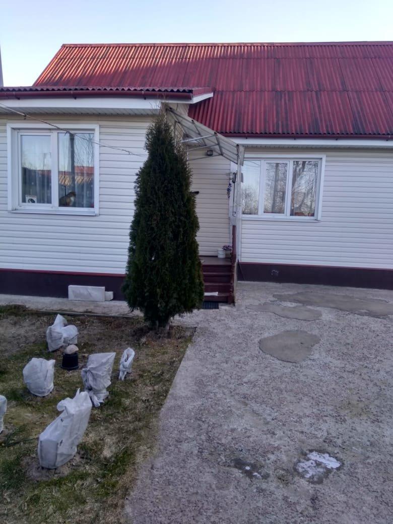 Продажа дома, 54м <sup>2</sup>, 600 сот., Романовка, Дорога жизни ш.,  д 24а