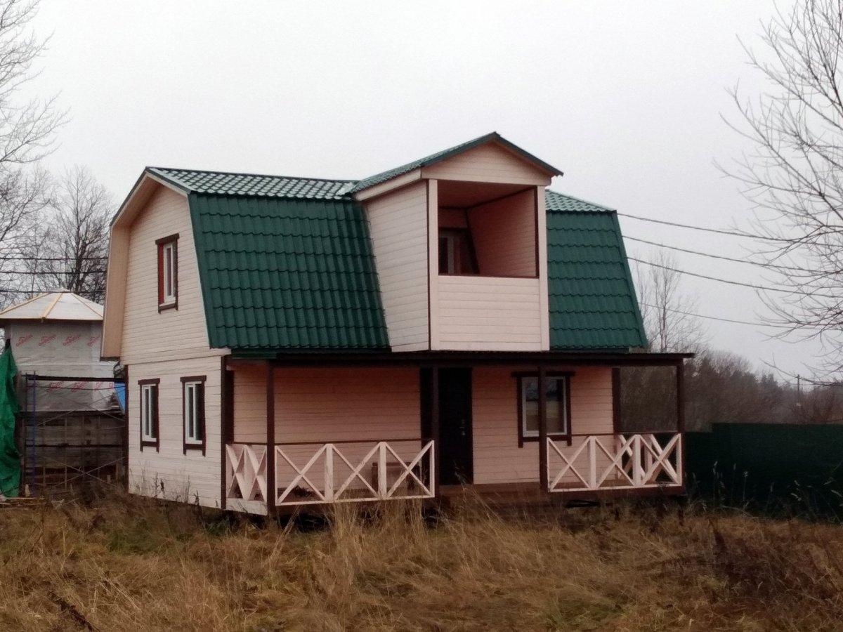 Продажа дома, 96м <sup>2</sup>, 8 сот., Ольшаники, Ольшаники пос.
