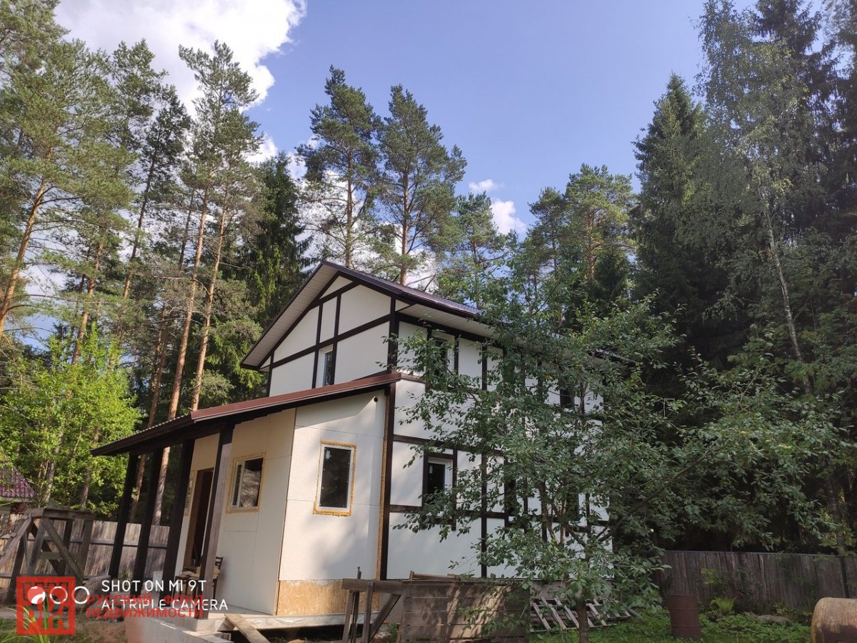 Продажа дома, 75м <sup>2</sup>, 16 сот., Вырица, Коняшина ул.