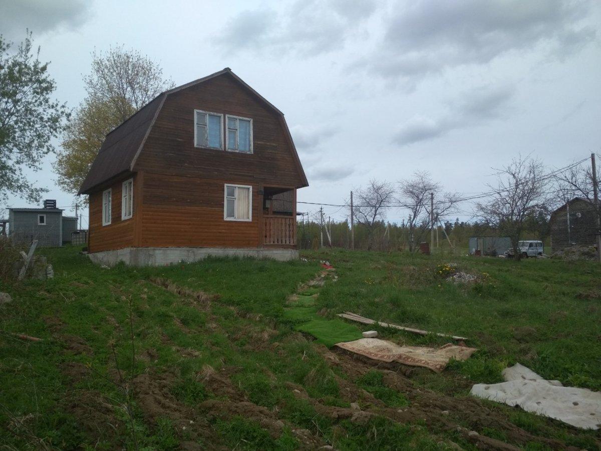 Продажа дома, 53м <sup>2</sup>, 10 сот., Караваево, Караваево дер.