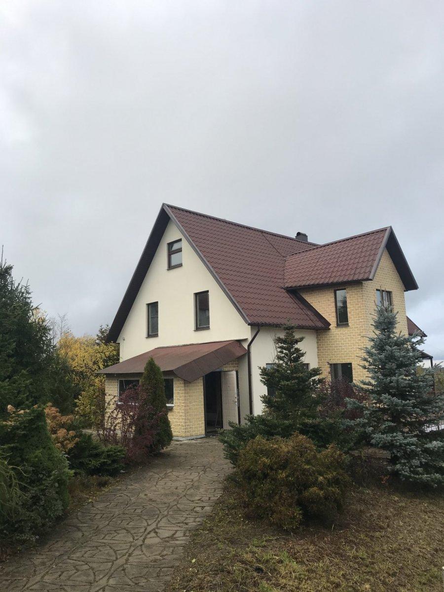 Продажа дома, 327м <sup>2</sup>, 20 сот., Юбилейное-Ручьи, Песчаная дорога