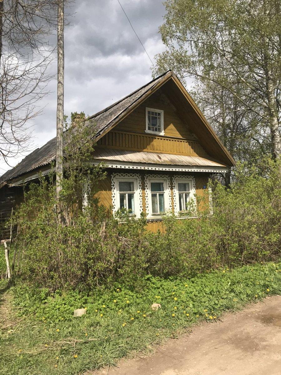 Продажа дома, 50м <sup>2</sup>, 12 сот., Большой Теребец, Большой Теребец дер.,  д 12