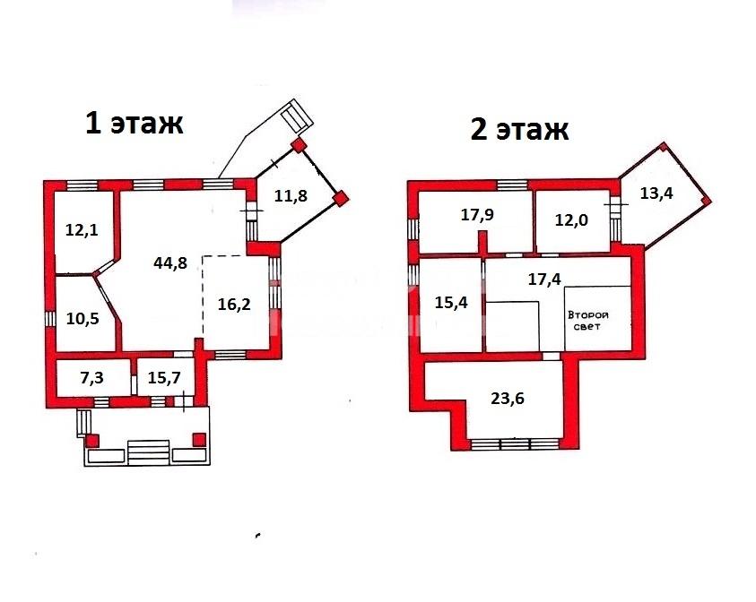 Cottage на продажу по адресу Россия, Санкт-Петербург, Петродворцовый р-н, Петергоф г., Беловой ул., д 5а